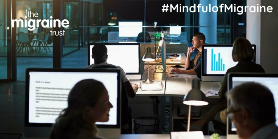 Mindful of Migraine Workplaces 1