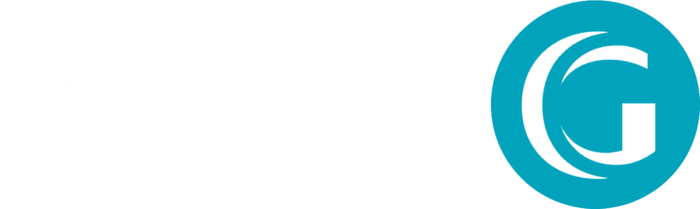 Gateshead College Logo White