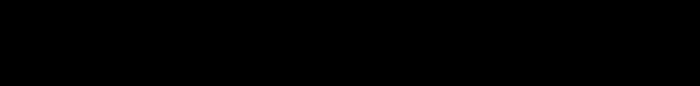 River Island logo Black