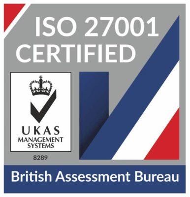 ISO 27001 Final Logo