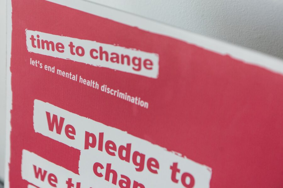 Gateshead College Time to Change Pledge