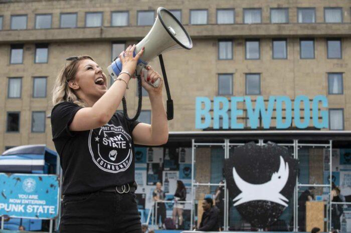 Brewdog Punk State Engaged Employee